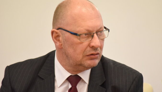 ZZS valdē Līdakas vietā turpmāk strādās Jānis Lediņš