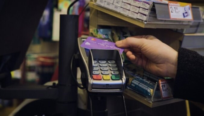 99% pirkumu Narvesen tirdzniecības vietās ir bezkontakta maksājuma limita robežās