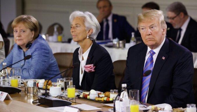 CNN: Трамп на саммите G20 показал свою исключительность, а не лидерство