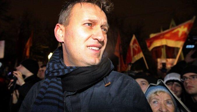 Навального обвинили в хищении леса на 16 млн. рублей