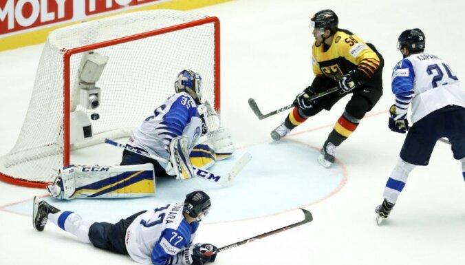 Сегодня состоятся полуфиналы чемпионата мира по хоккею в Риге
