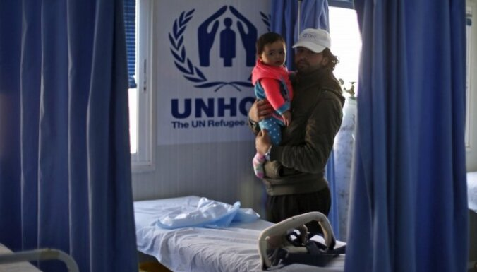 Eiropā pazuduši vairāk nekā 10 tūkstoši imigrantu bērnu
