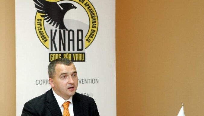 Saeima atbrīvo Vilnīti no KNAB vadītāja amata