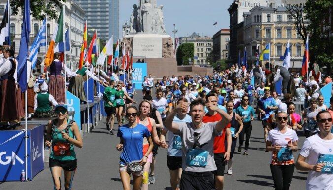 Rīgas maratona direktors: rudens būs piesātināts tā, ka adatai nebūs kur nokrist