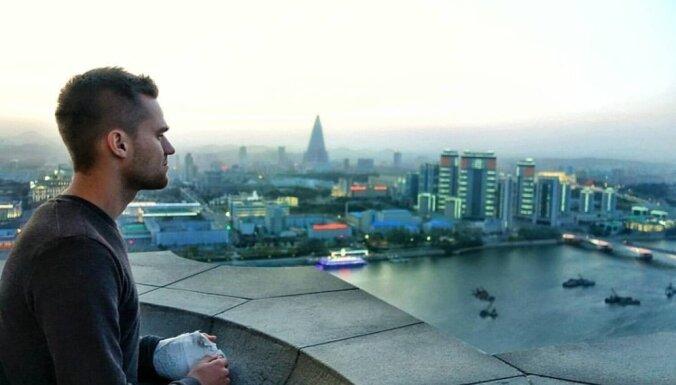 Lietuviešu uzņēmējs, kas kļuva slavens pēc brauciena uz Ziemeļkoreju: man ātri kļūst garlaicīgi