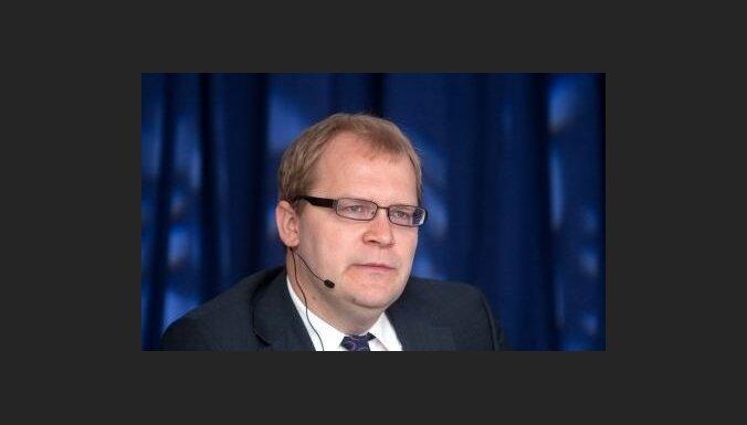 Igaunijas ārlietu ministrs nosoda Krievijas pārstāvja NATO izteikumus par teroraktiem Norvēģijā