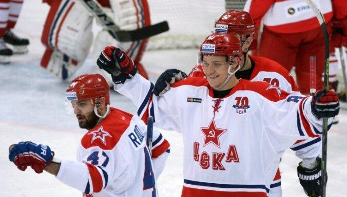 Spartak vs. CSKA, Aleksandr Radulov