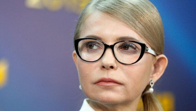 Тимошенко призвала ЕС не снимать антироссийские санкции