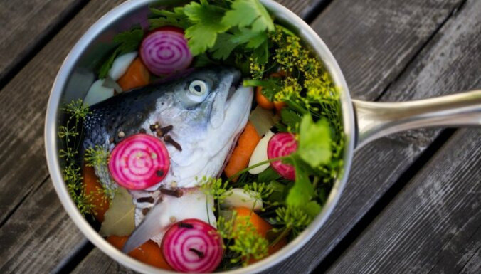 Virtuves gudrības: kā pagatavot zivju, jēra un tītara buljonus