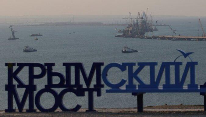 Četri gadi kopš okupācijas: ĀM aicina izvairīties no Krimas apmeklēšanas