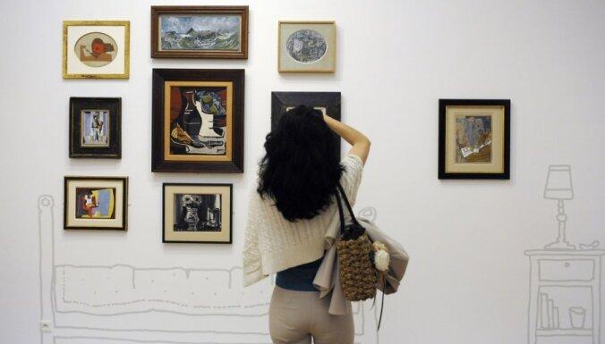 13 картин Пикассо за два дня ушли к одному покупателю
