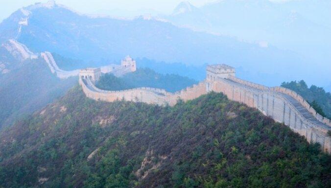 Великая китайская стена стала в два раза длиннее