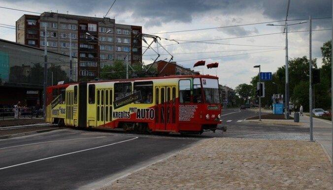 Под колесами трамвая погибла 20-летняя девушка
