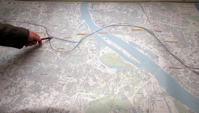 Земельные участки для Rail Baltica могут быть отчуждены у владельцев