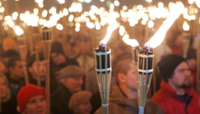 Шествие против беженцев в Риге: потомки балтов будут жечь огни и слушать народные песни