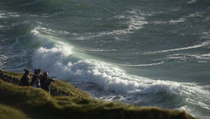 У берегов Ирландии утонули три рыбака из Латвии