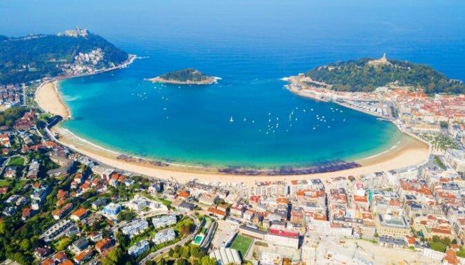Eiropas labākās piekrastes titulu saglabā Končas pludmale Spānijā