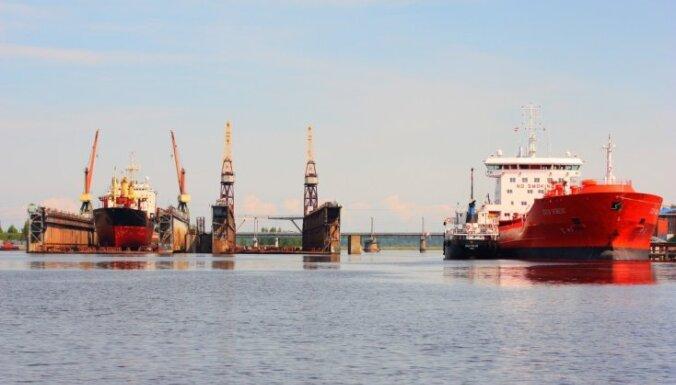 Rīgas brīvosta infrastruktūras attīstībai Krievu salā investēs 390 tūkstošus eiro