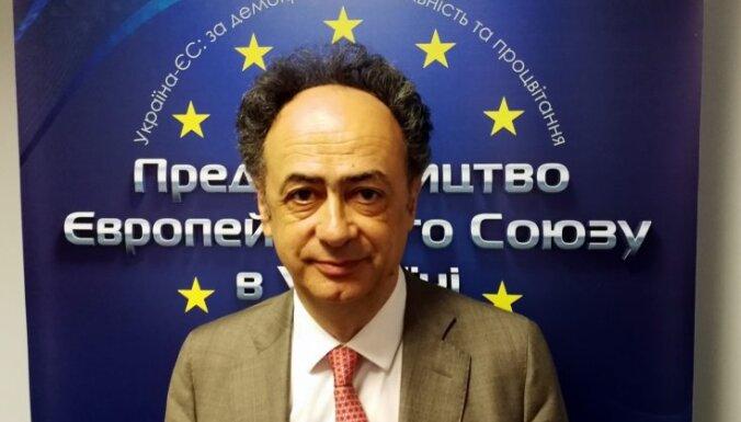 'Delfi' Ukrainā: Korupcijas apkarošana ir cīņa pret oligarhiem