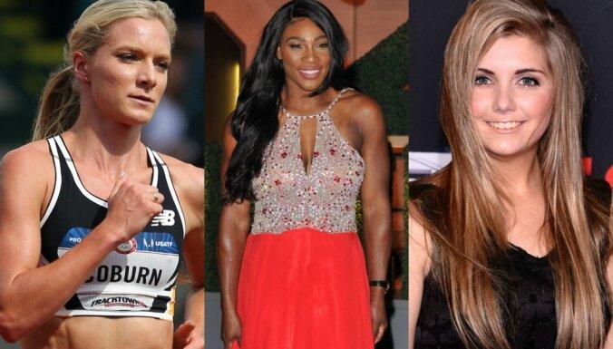 Top 10: Seksīgākās Rio olimpiādes dalībnieces