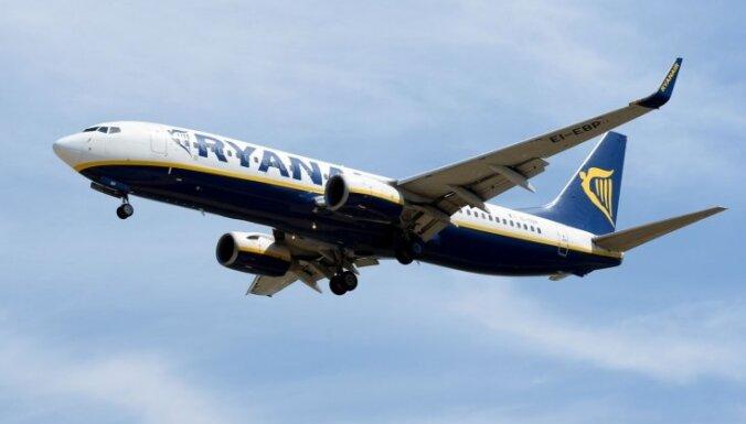 'Ryanair' iegādāsies Maltas jaunuzņēmumu 'Malta Air'
