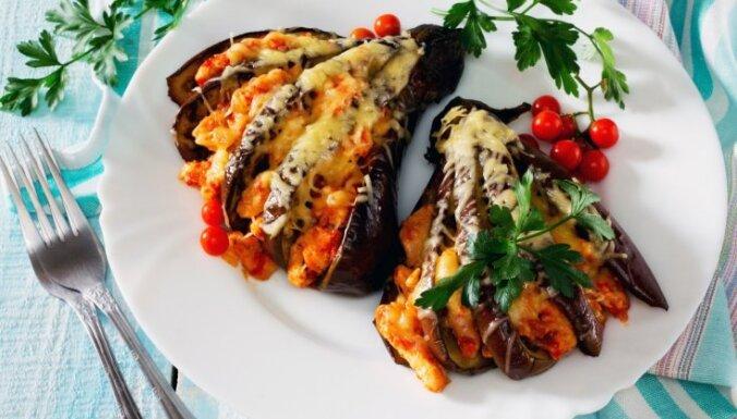 Лучшие рецепты из баклажанов: вкусные и полезные