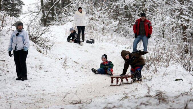 Синоптики предупреждают о снегопаде и похолодании