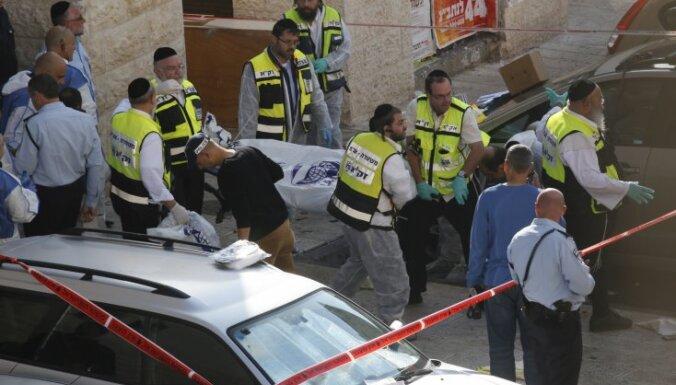 В Иерусалиме при нападении на синагогу убиты шесть человек