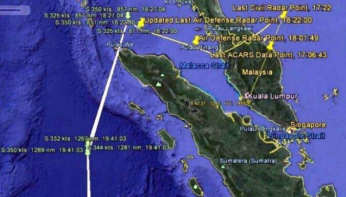 Gads kopš Malaizijas lidmašīnas pazušanas: kas ir zināms?