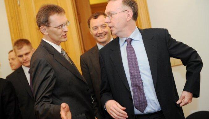 Кредиторы: Латвия наконец достигла прогресса