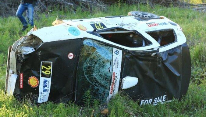 Igaunijā autorallijā gājuši bojā trīs skatītāji