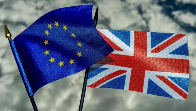 """Британский Минфин: выход из ЕС спровоцирует """"экономический шок"""""""
