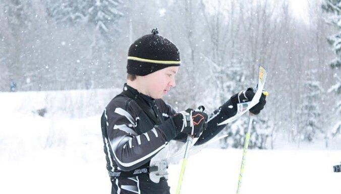 Siltais laiks atņem Latvijai tiesības rīkot pasaules čempionātu ziemas orientēšanās sportā