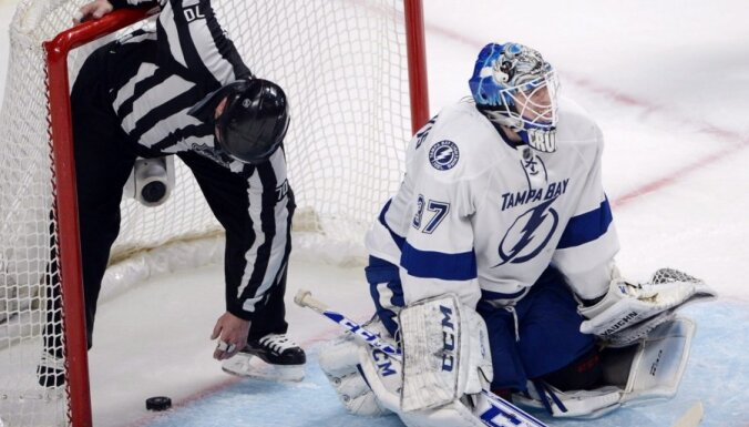 'Canadiens' hokejisti slavē Gudļevski