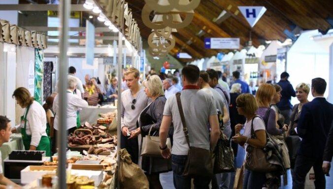 Чем заняться в выходные: Rīga Food для гурманов, саженцы для садоводов и разговоры для пап