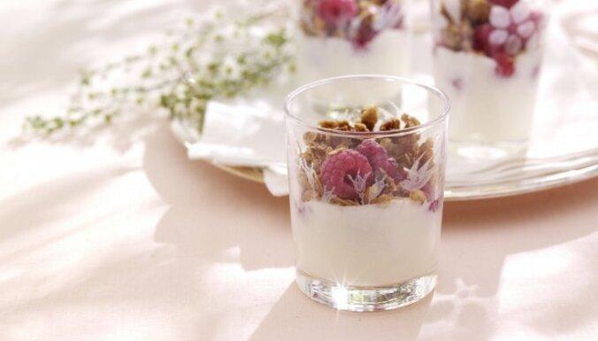 Рецепт малинового чизкейка