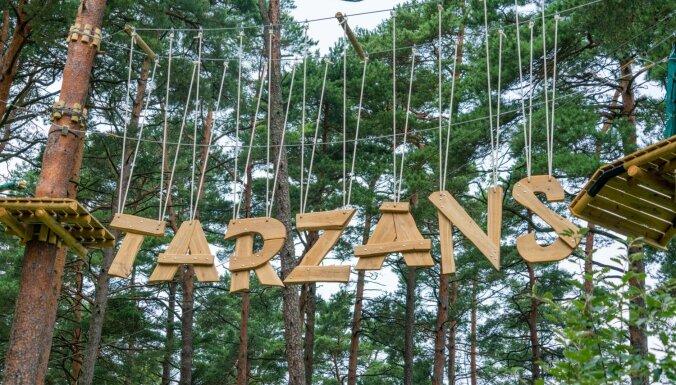 """В парке препятствий """"Тарзан"""" с девятиметровой высоты упал инструктор"""