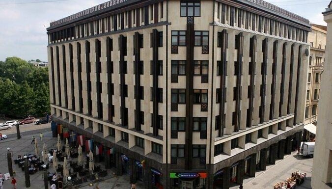 Самое дорогое здание в Латвии было продано за 13,2 млн. евро