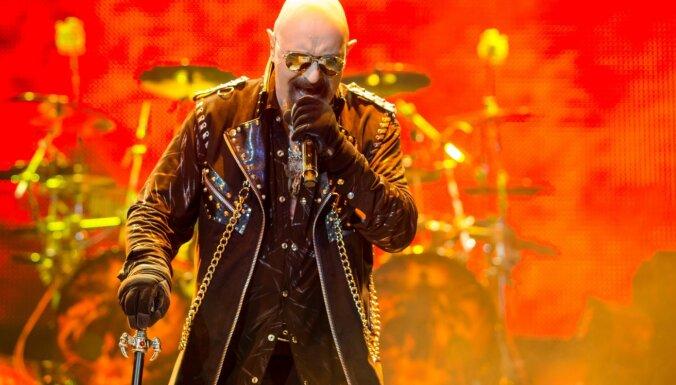 'Judas Priest' koncerts Tallinā pārcelts vēl par gadu