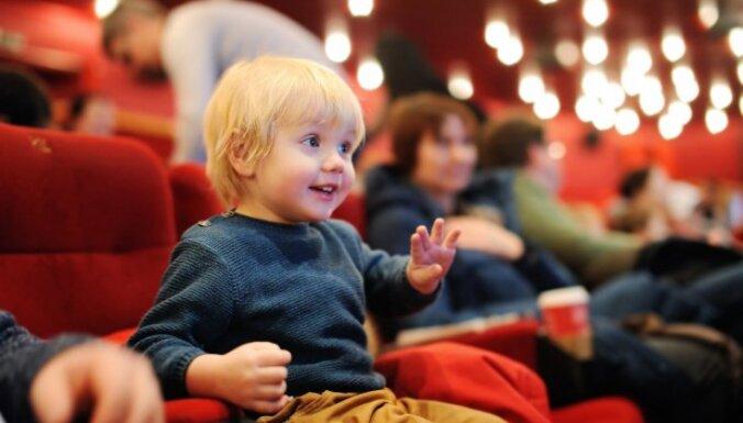 Kinoteātrī 'Splendid Palace' norisināsies bērnu rīti ar visaktuālāko filmu rādīšanu