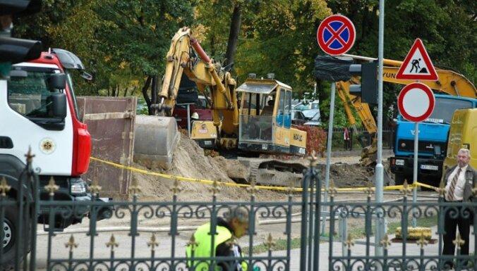Строители повредили газопровод: эвакуировано 20 человек