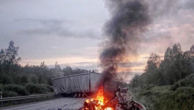Sestdien avārijās bojā gājuši četri cilvēki