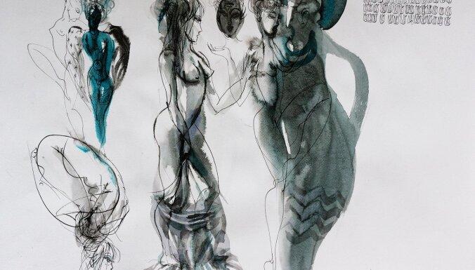 Galerijā 'MuseumLV' būs starptautisks multimediāls projekts 'Sāls pieskāriens'