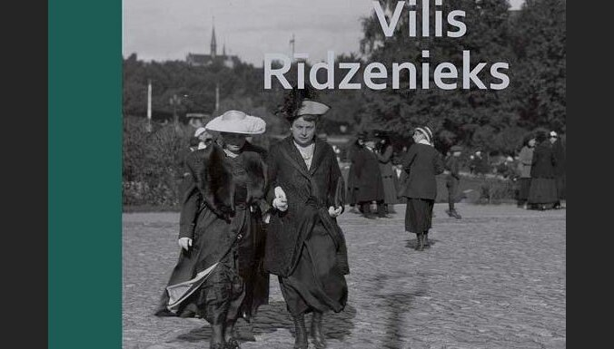 Iznākusi grāmata par leģendāro fotogrāfu Vili Rīdzenieku