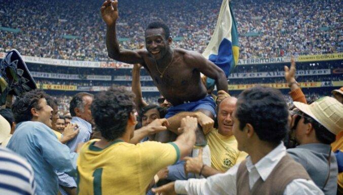 Pele, Brazil won World Cup-1970