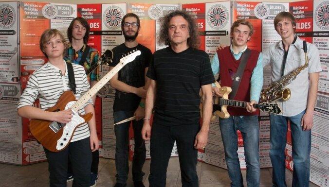 Jaunās grupas aicina pieteikt dalību festivālā 'Bildes 2012'