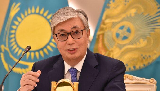 Протесты, экономика, Россия: пять проблем для нового президента Казахстана Токаева