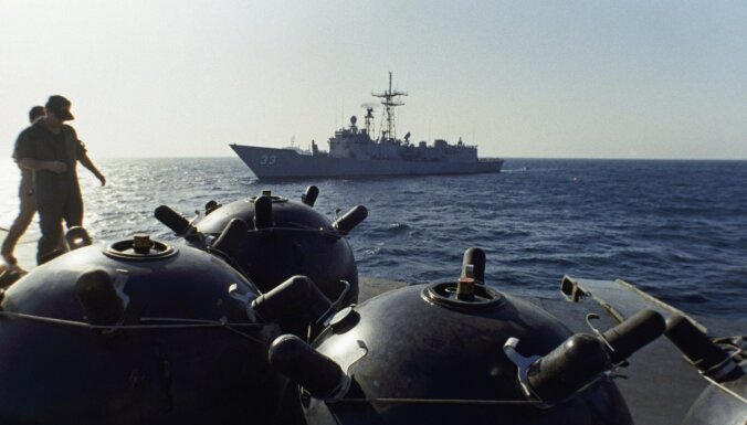 """Власти Ирана грозят захватить британский танкер в ответ на """"пиратство в водах Гибралтара"""""""