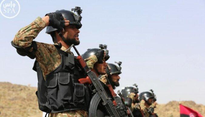 Saūda Arābijā aiztur 430 ar 'Islāma valsti' saistītus cilvēkus