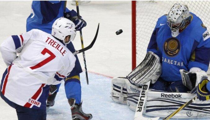 Главный конкурент Латвии начал отбор с нелегкой победы над Францией